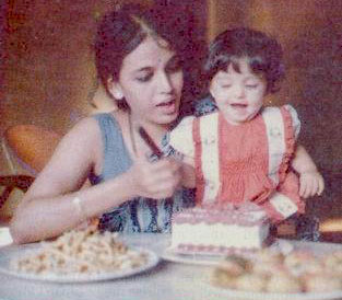Aishwarya Rai Childhood Pictures « Collections of Dilip Prakash