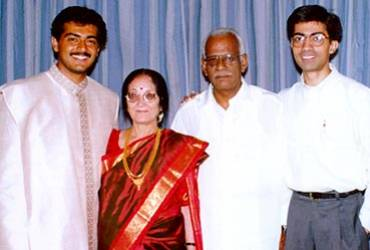 ajith-family