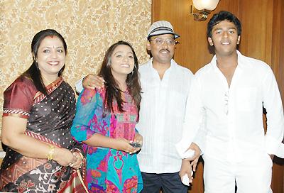 bagyaraj-family