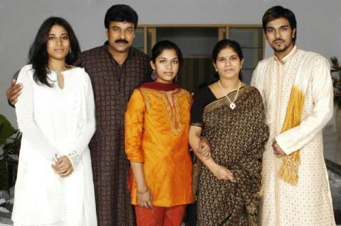 chiranjeevi-family