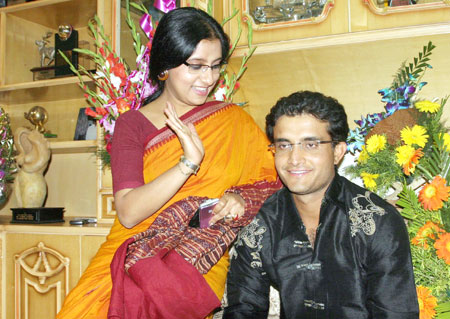 ganguly-family