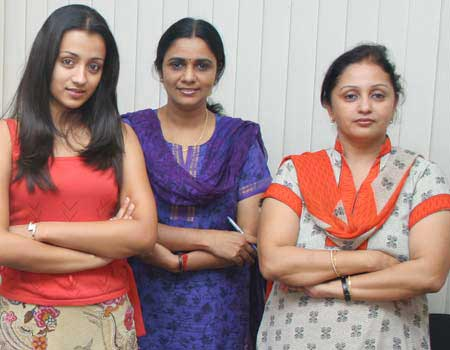 Trisha-family