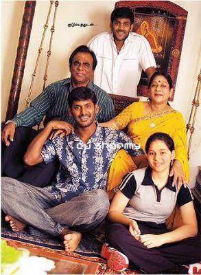 vishall-family